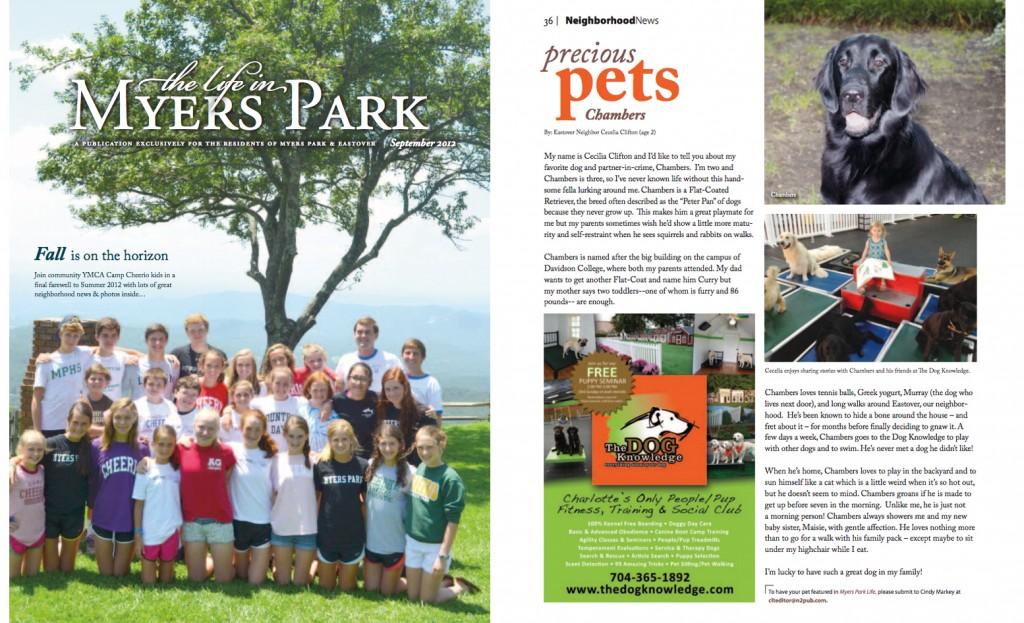 MyersParkMagazine_Sept2012